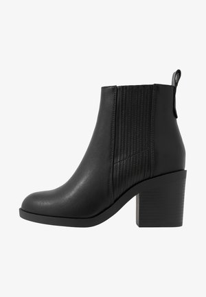 Ankle boots - black