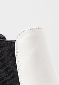 Even&Odd - Botines bajos - white - 2