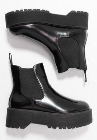 Even&Odd - Ankelstøvler - black - 3