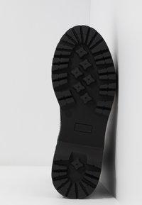 Even&Odd - Kotníkové boty na platformě - blue - 6