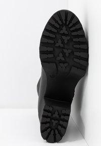 Even&Odd - Ankelboots med høye hæler - black - 6