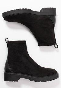 Even&Odd - Kotníkové boty - black - 3