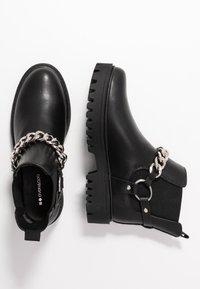 Even&Odd - Boots à talons - black - 3