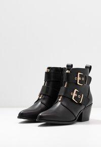 Even&Odd - Boots à talons - black - 4