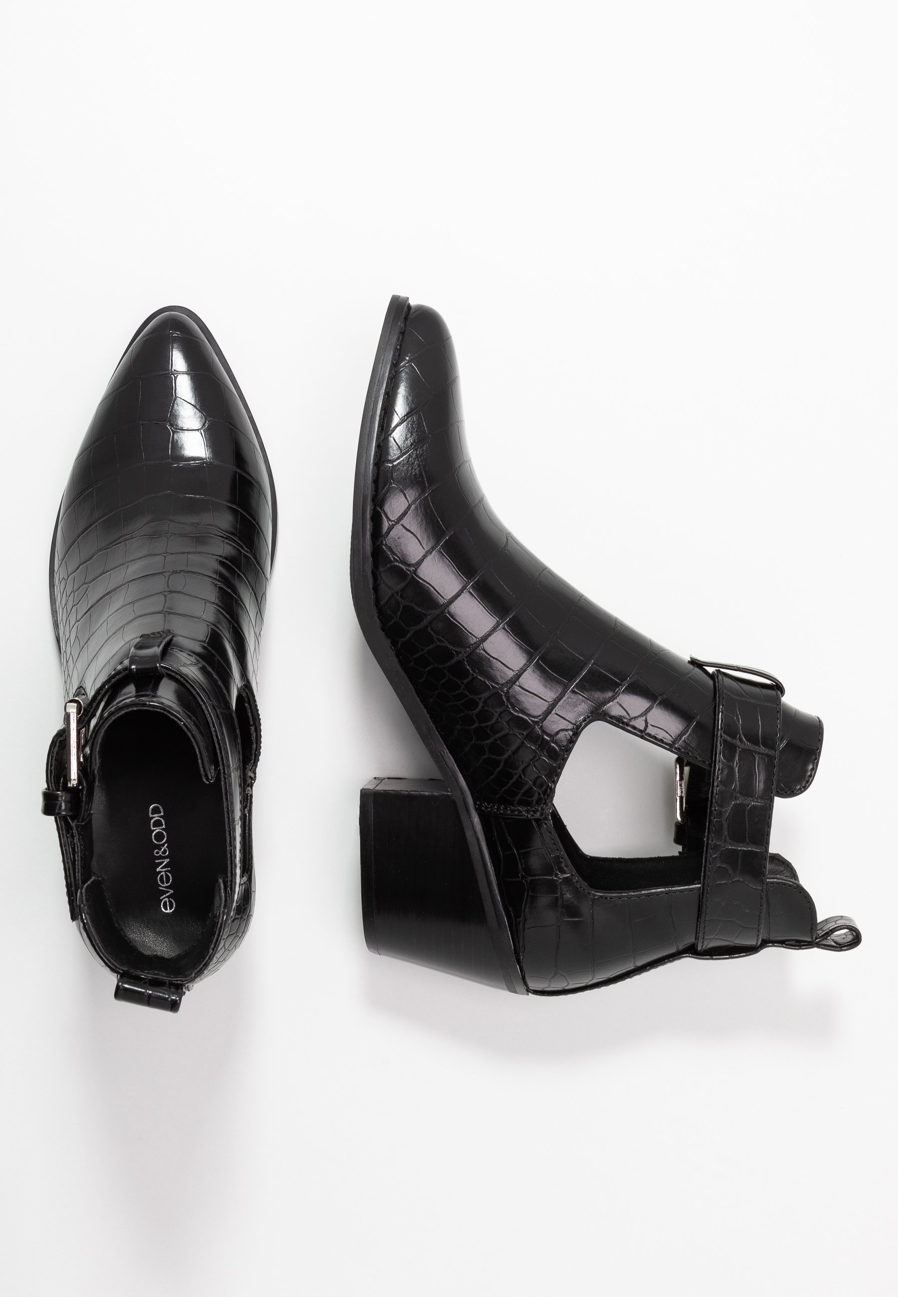 Even&odd Ankelboots - Black