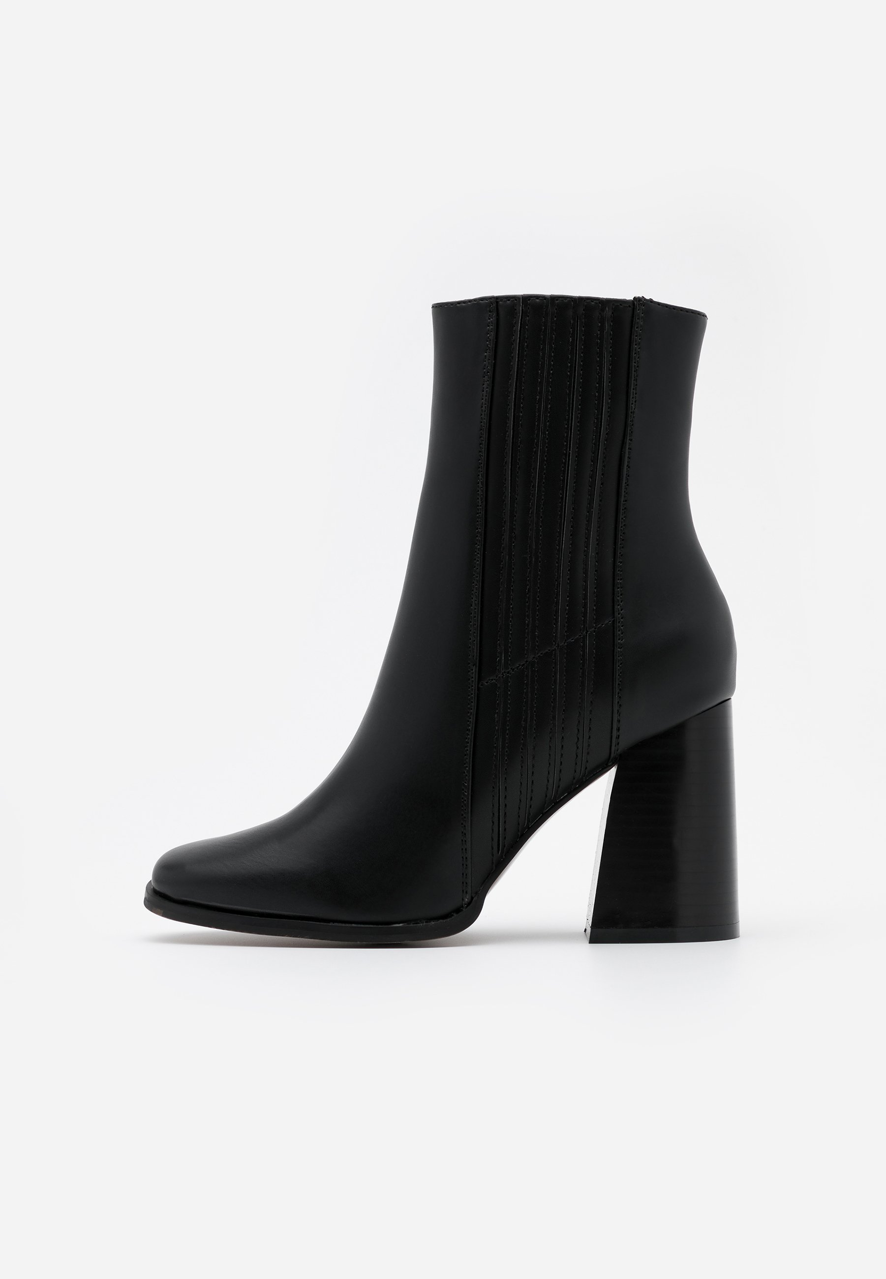 Even&Odd High Heel Stiefelette - black JZZnxl