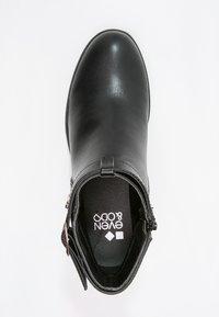 Even&Odd - Kotníková obuv - black - 1