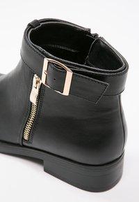 Even&Odd - Ankelboots - black - 5