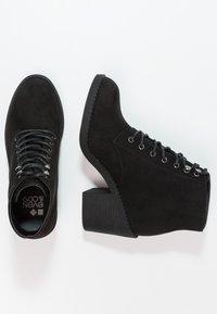 Even&Odd - Boots à talons - black - 2