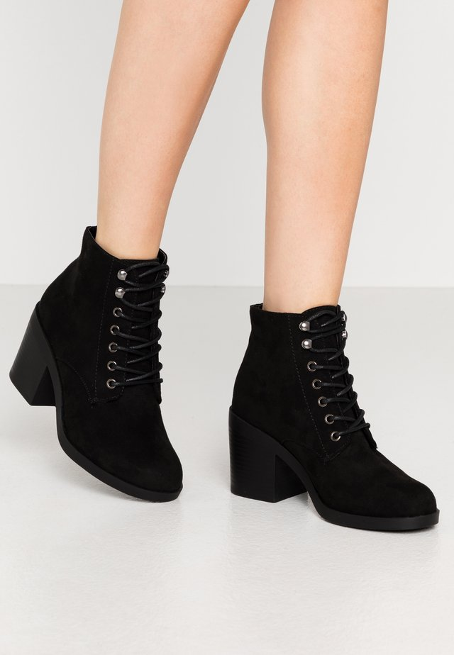 Ankelstøvler - black