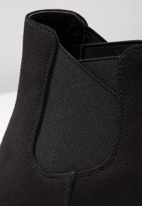 Even&Odd - Botines bajos - black - 2
