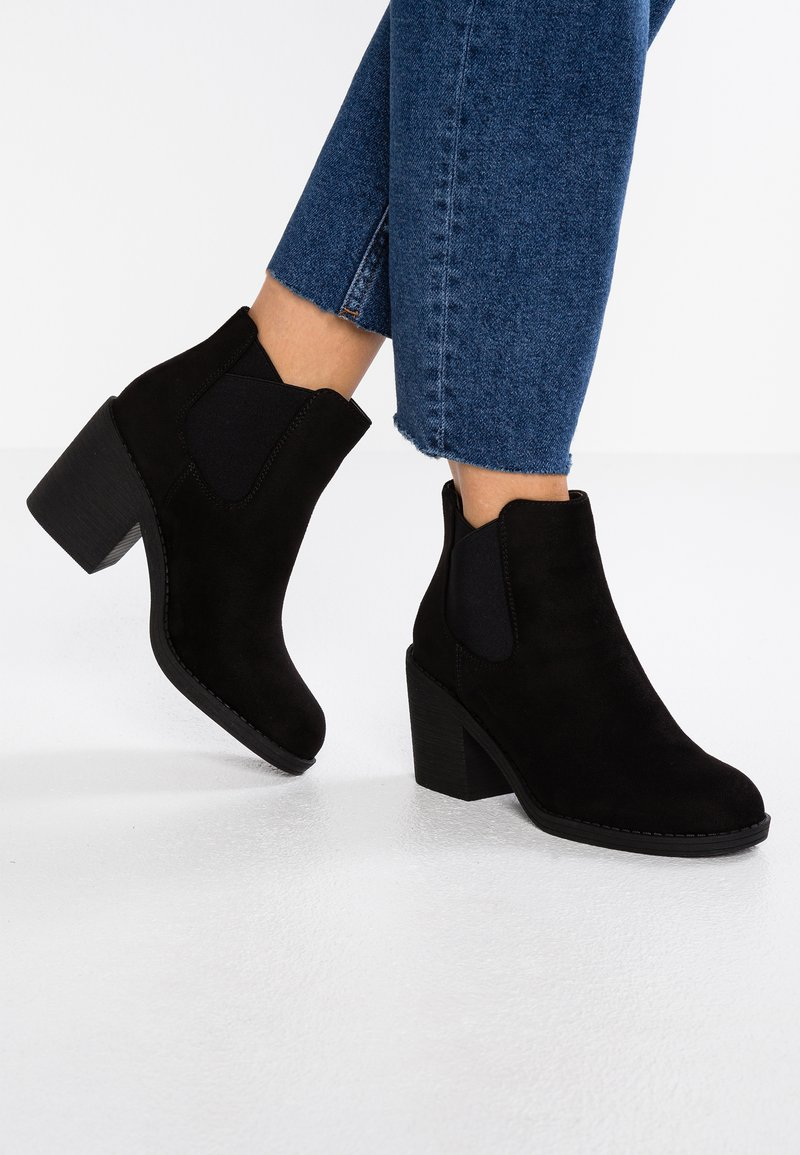 Even&Odd - Ankle Boot - black