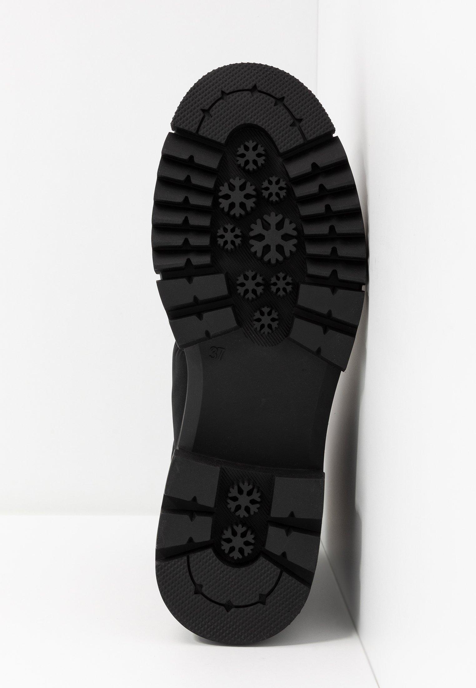 Even&Odd Bottines à lacets black