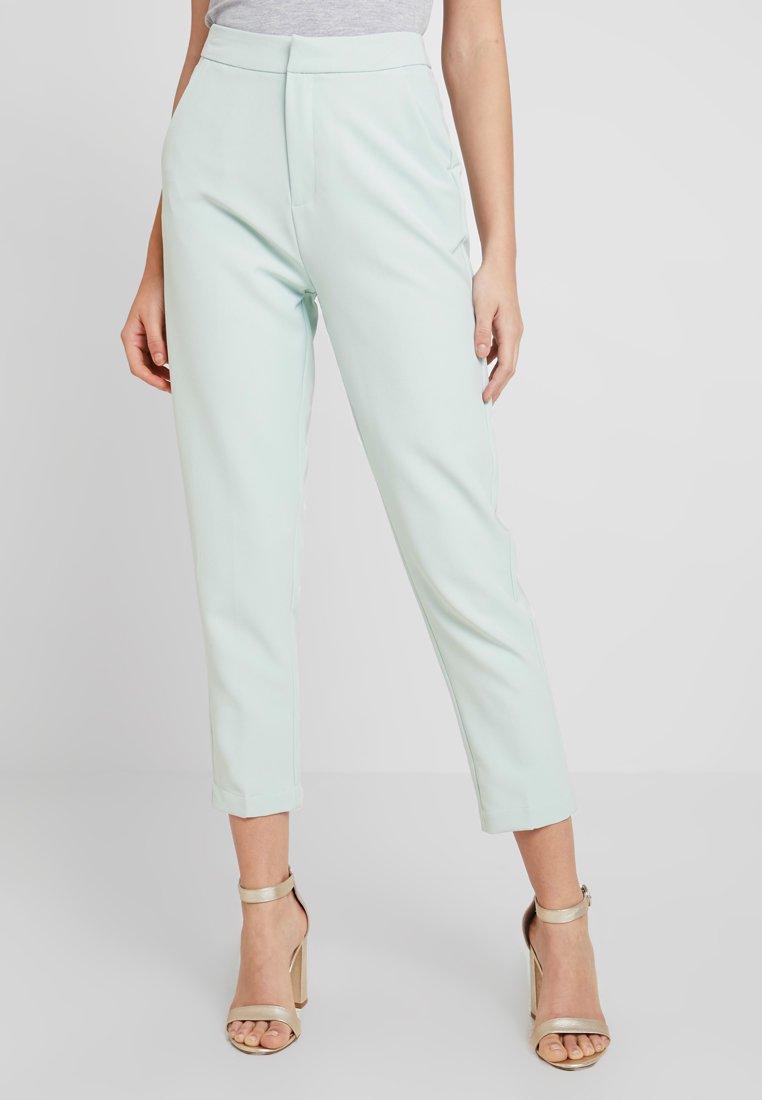 Even&Odd - Pantalon classique - green