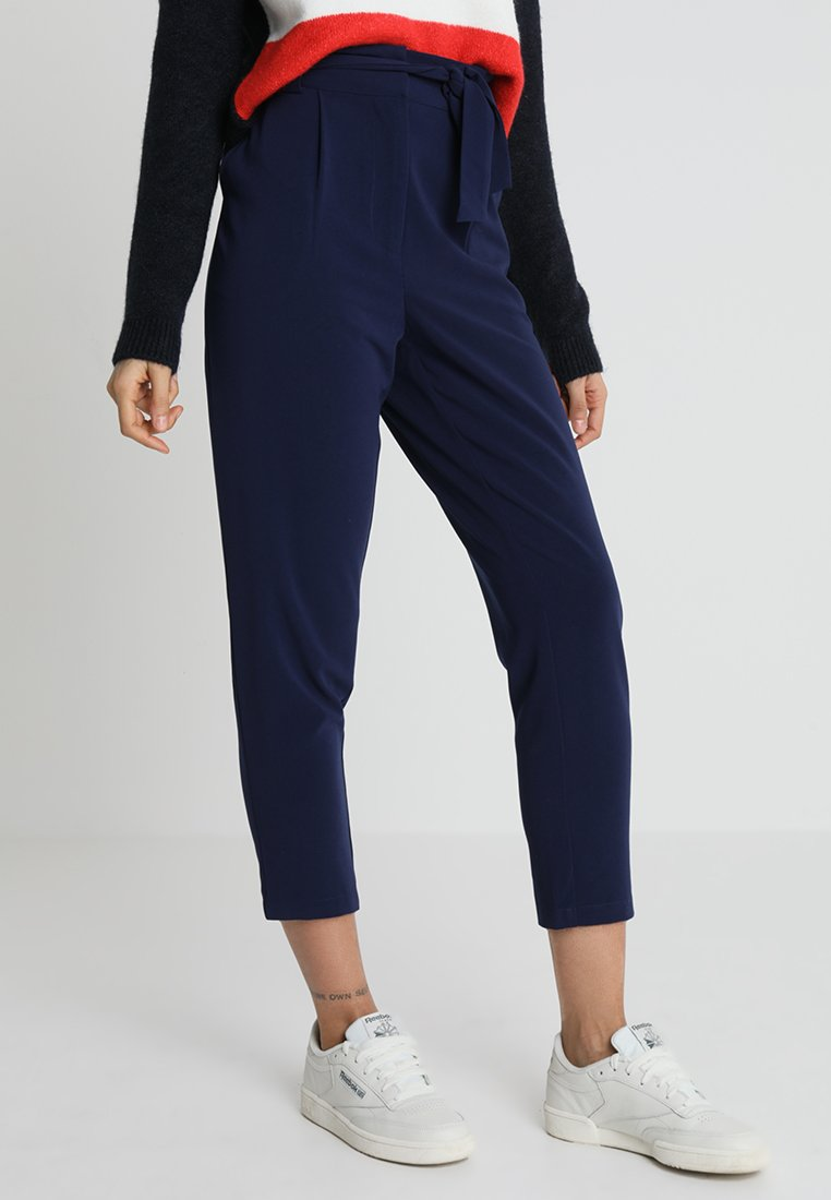 Even&Odd - Trousers - dark blue