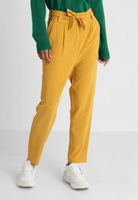 Even&Odd - Pantaloni - ochre - 0