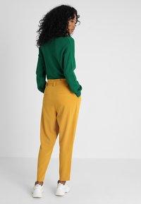 Even&Odd - Pantaloni - ochre - 2