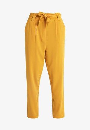 Kalhoty - ochre