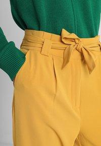 Even&Odd - Pantaloni - ochre - 3