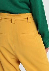 Even&Odd - Pantaloni - ochre - 5
