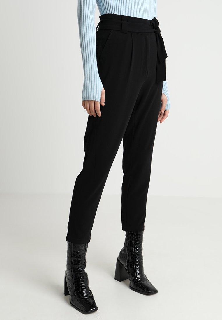 Even&Odd - Pantaloni - black
