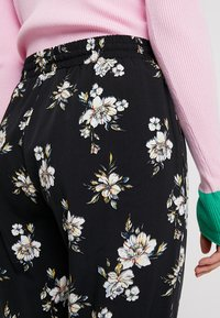 Even&Odd - Trousers - rose/black - 5