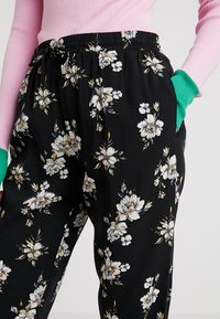 Even&Odd - Trousers - rose/black - 3