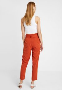 Even&Odd - Broek - rusty red as proto - 3