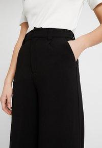 Even&Odd - Pantalon classique - black - 3