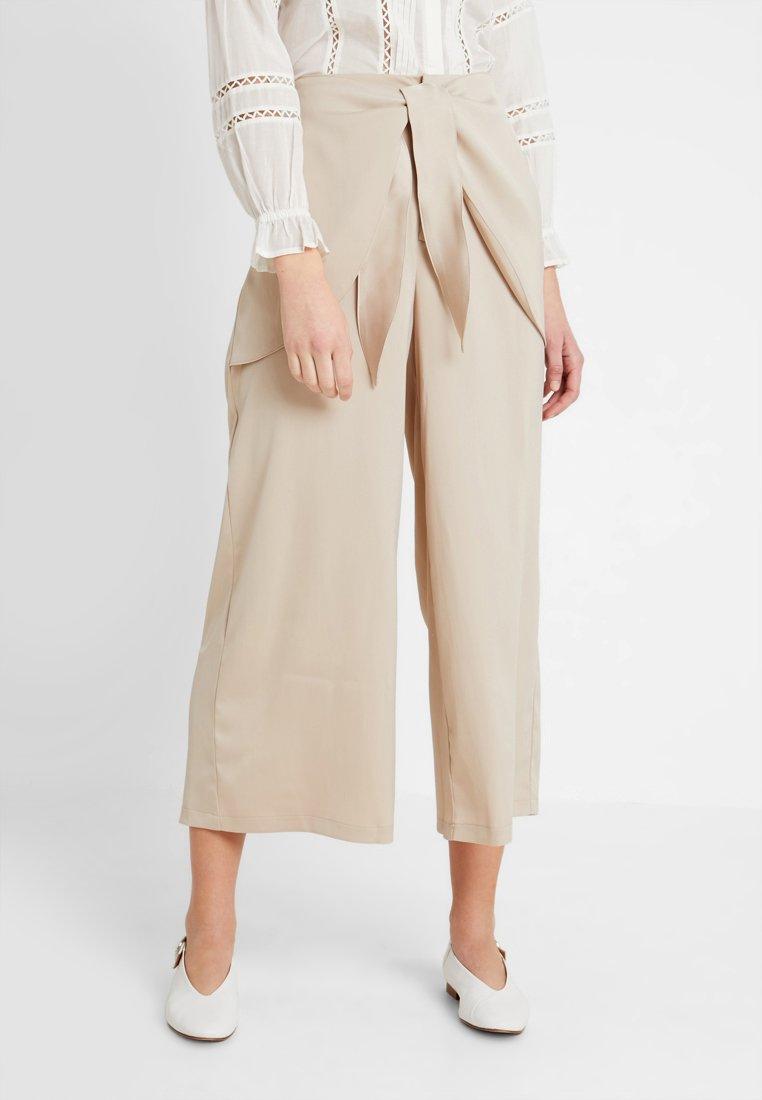 Even&Odd - Pantalon classique - stone