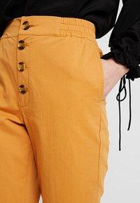 Even&Odd - Broek - orange - 5