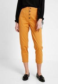 Even&Odd - Broek - orange - 0