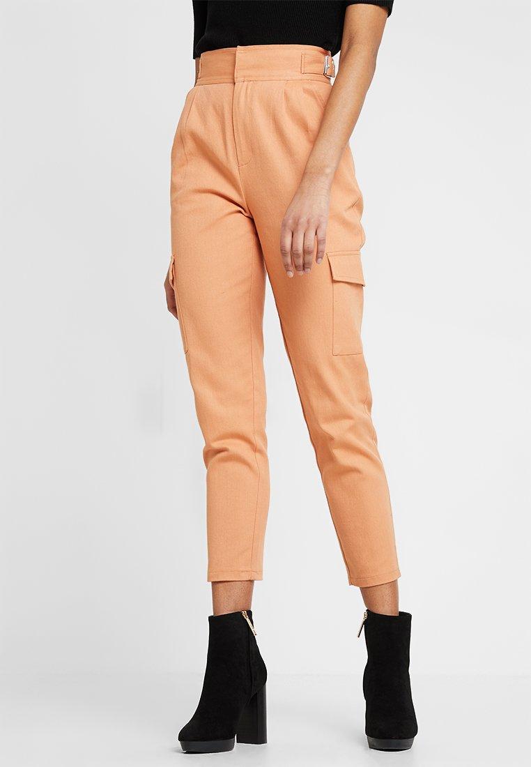 Even&Odd - Kalhoty - brown