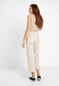 Even&Odd - Jeans Relaxed Fit - sand - 3