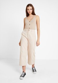 Even&Odd - Jeans Relaxed Fit - sand - 2