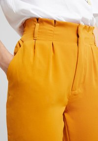 Even&Odd - Trousers - mustard - 5