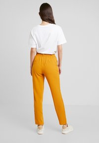 Even&Odd - Trousers - mustard - 3