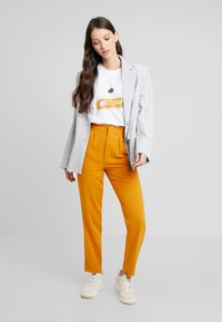 Even&Odd - Trousers - mustard - 2
