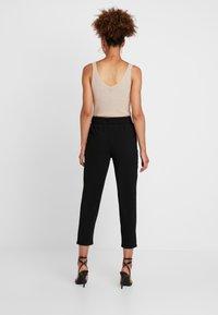 Even&Odd - Kalhoty - black - 2
