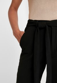 Even&Odd - Kalhoty - black - 4