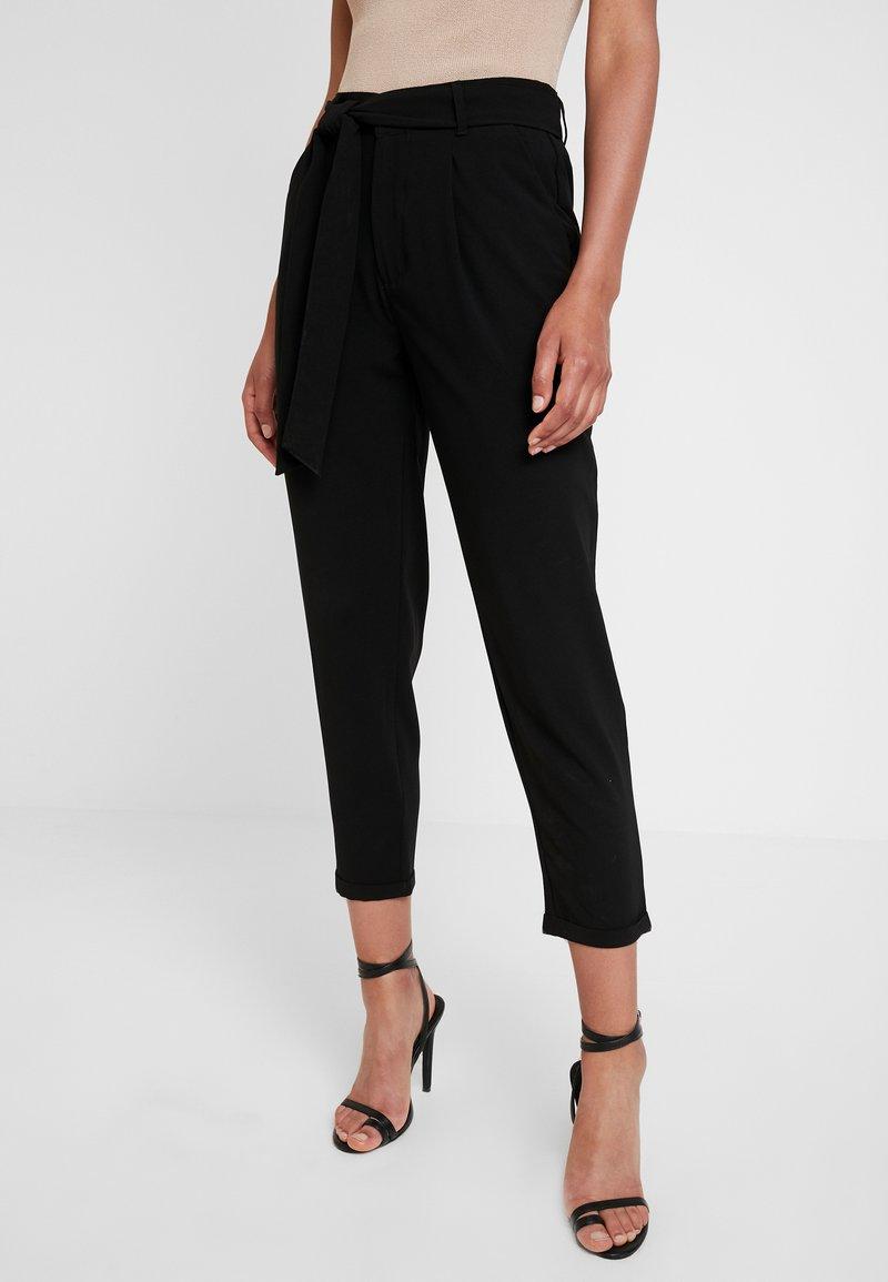 Even&Odd - Kalhoty - black