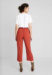 Even&Odd - Kalhoty - rusty red - 2