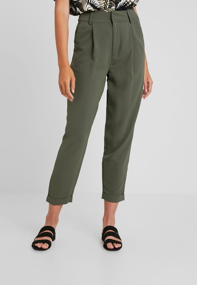 Even&Odd - Pantalones - khaki