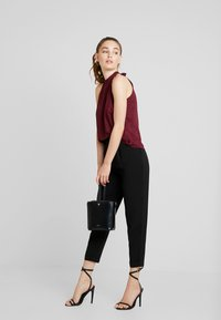 Even&Odd - Broek - black - 1