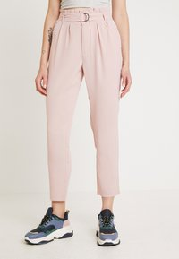 Even&Odd - Trousers -  rose - 0