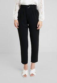 Even&Odd - Kalhoty - black - 0