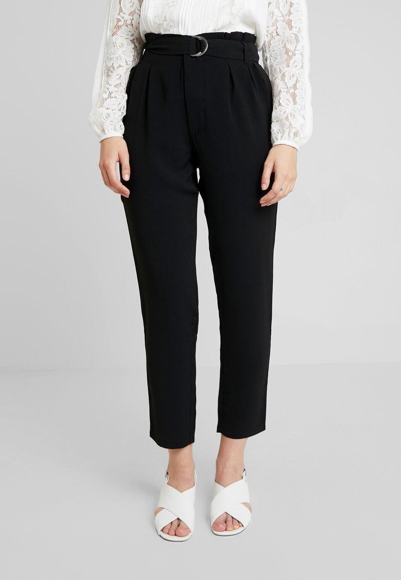 Even&Odd - Trousers - black