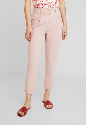 Trousers - rose
