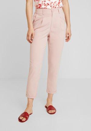 Pantalones - rose
