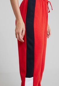 Even&Odd - Tracksuit bottoms - red - 4